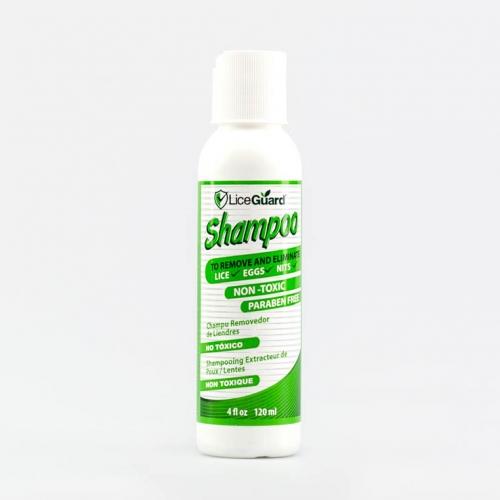 LiceGuard luizenshampoo,shampoo tegen hoofdluis